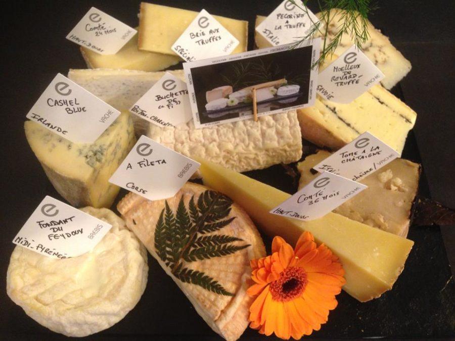Notre fromagerie l'épicurium présente sur l'émission de radio «la cuisine France bleu»