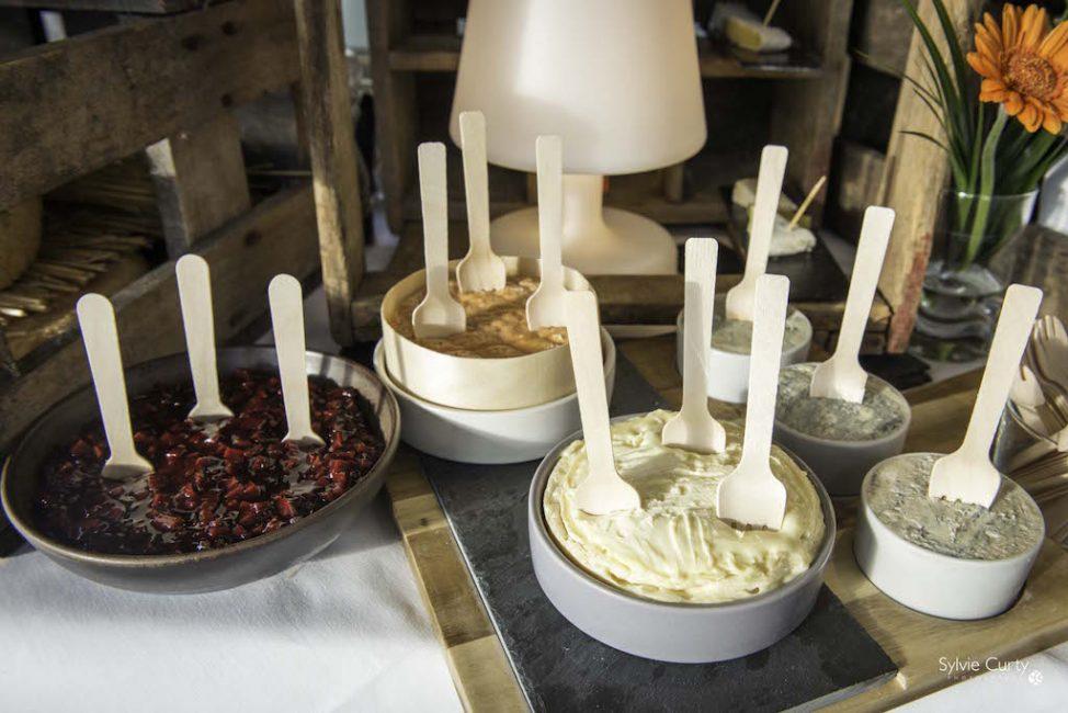 Buffet fromages fromagerie l'épicurium La Rochelle (36)