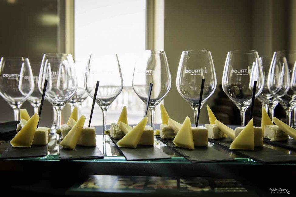 Buffet fromages fromagerie l'épicurium La Rochelle (39)