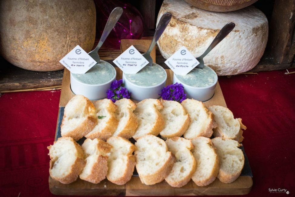 Buffet fromages fromagerie l'épicurium La Rochelle (45)