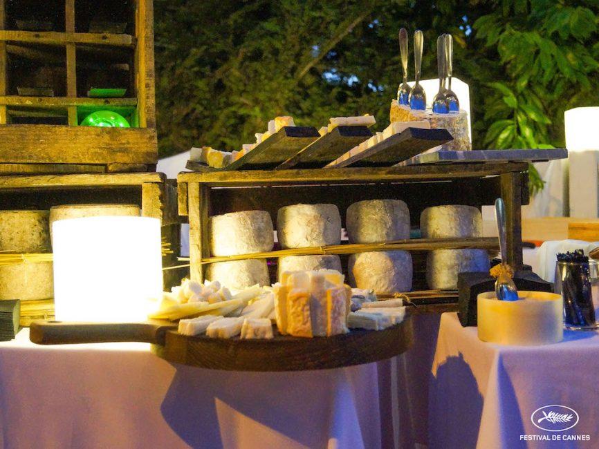 Buffet fromages fromagerie l'épicurium La Rochelle (59)