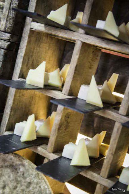 Buffet fromages fromagerie l'épicurium La Rochelle (87)