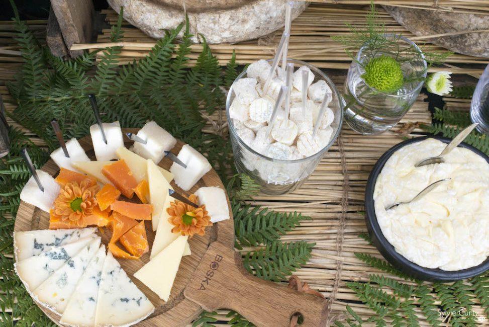 Cocktail fromages fromagerie l'épicurium La Rochelle (47)
