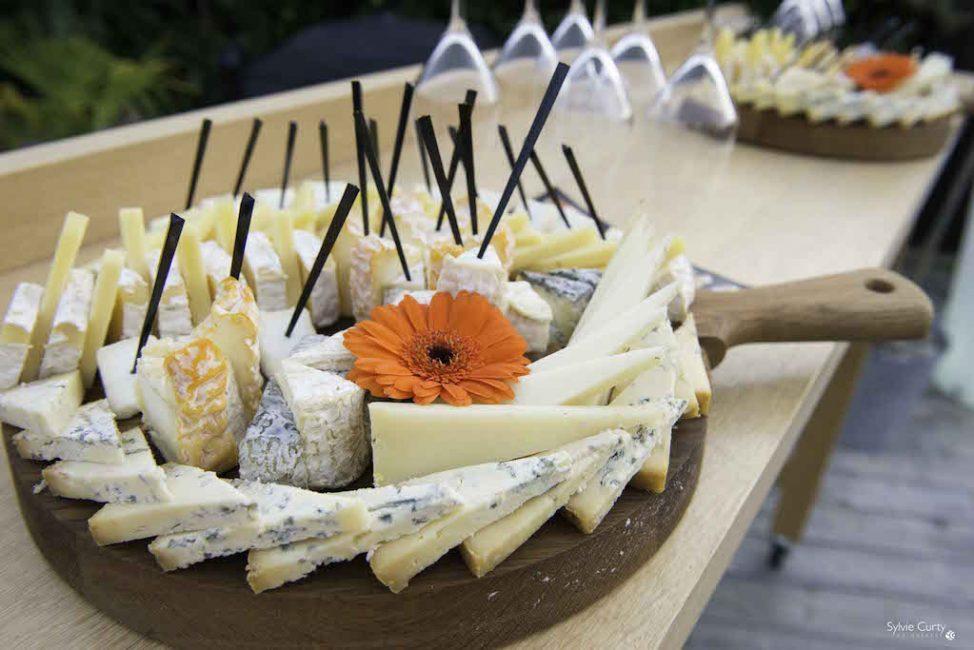 Cocktail fromages fromagerie l'épicurium La Rochelle (50)