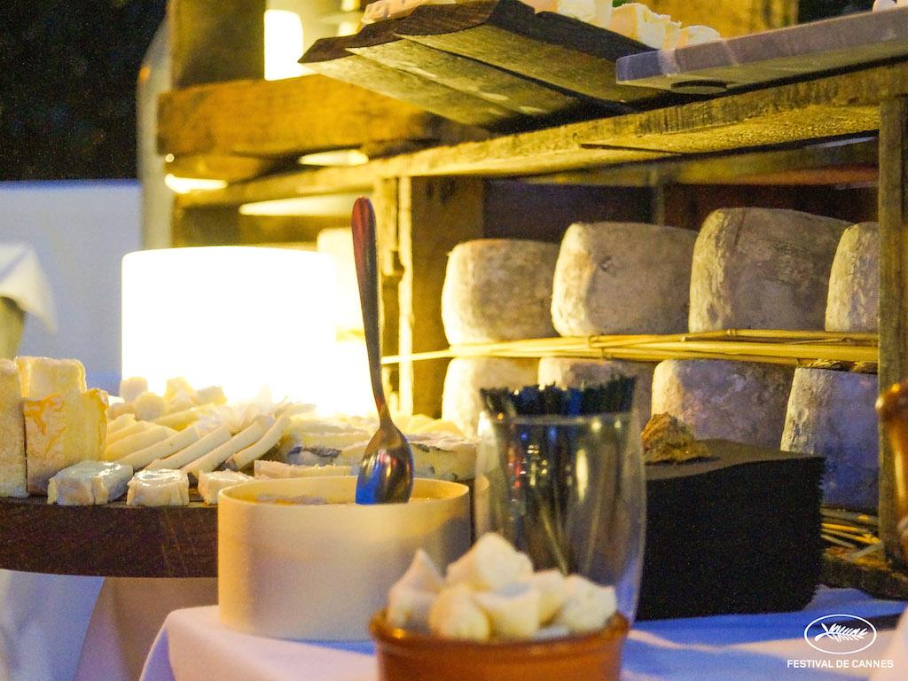Buffet fromages fromagerie l'épicurium La Rochelle (44)