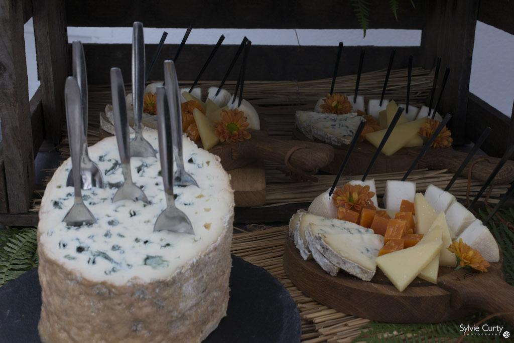 Buffet fromages fromagerie l'épicurium La Rochelle (58)