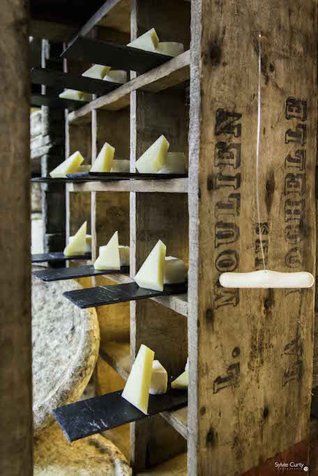 Buffet fromages fromagerie l'épicurium La Rochelle (61)