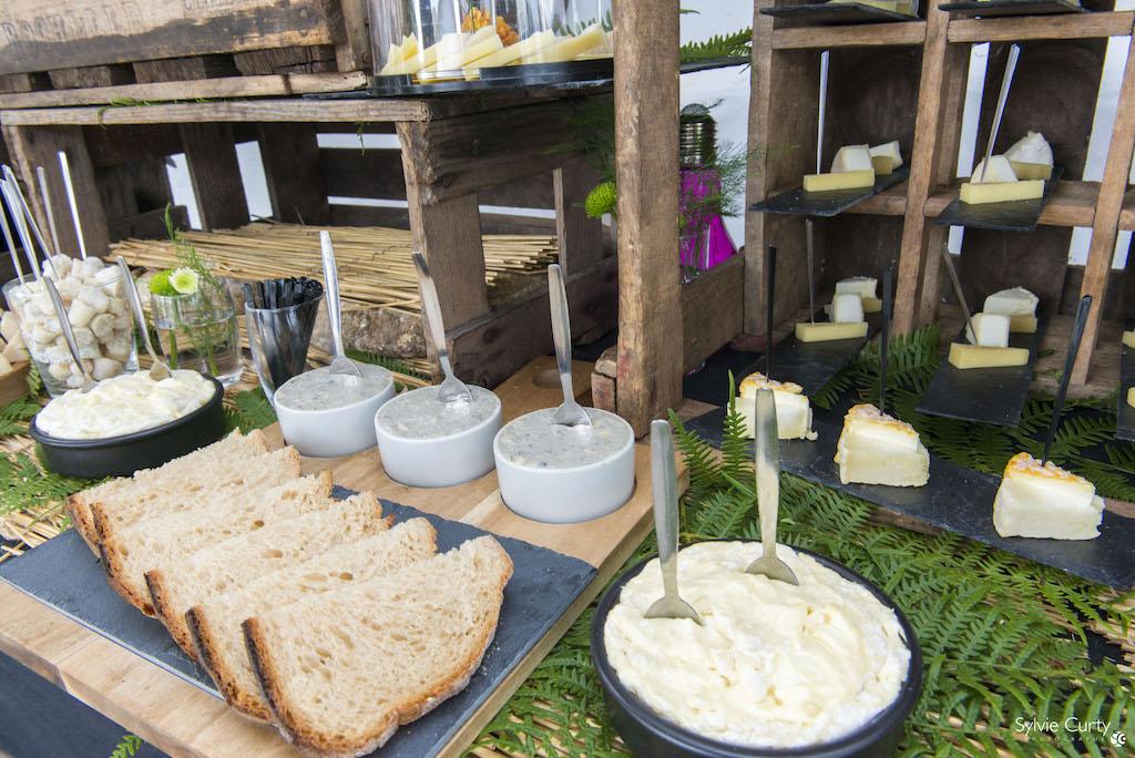 Buffet fromages fromagerie l'épicurium La Rochelle (73)