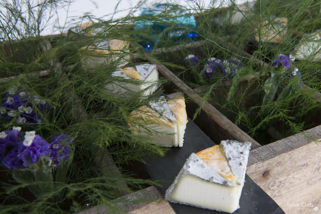 Buffet fromages fromagerie l'épicurium La Rochelle (74)