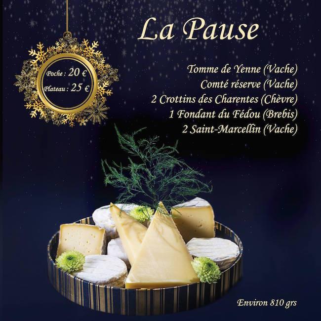 NOS PLATEAUX FROMAGES FÊTES DE FIN D'ANNÉE5