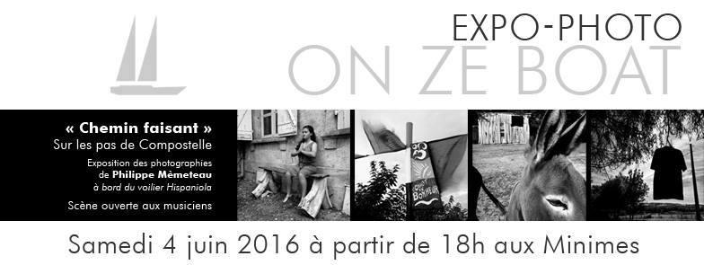 Fromagerie l'Epicurium accompagne de ses fromages l'événement «One Ze Boat»
